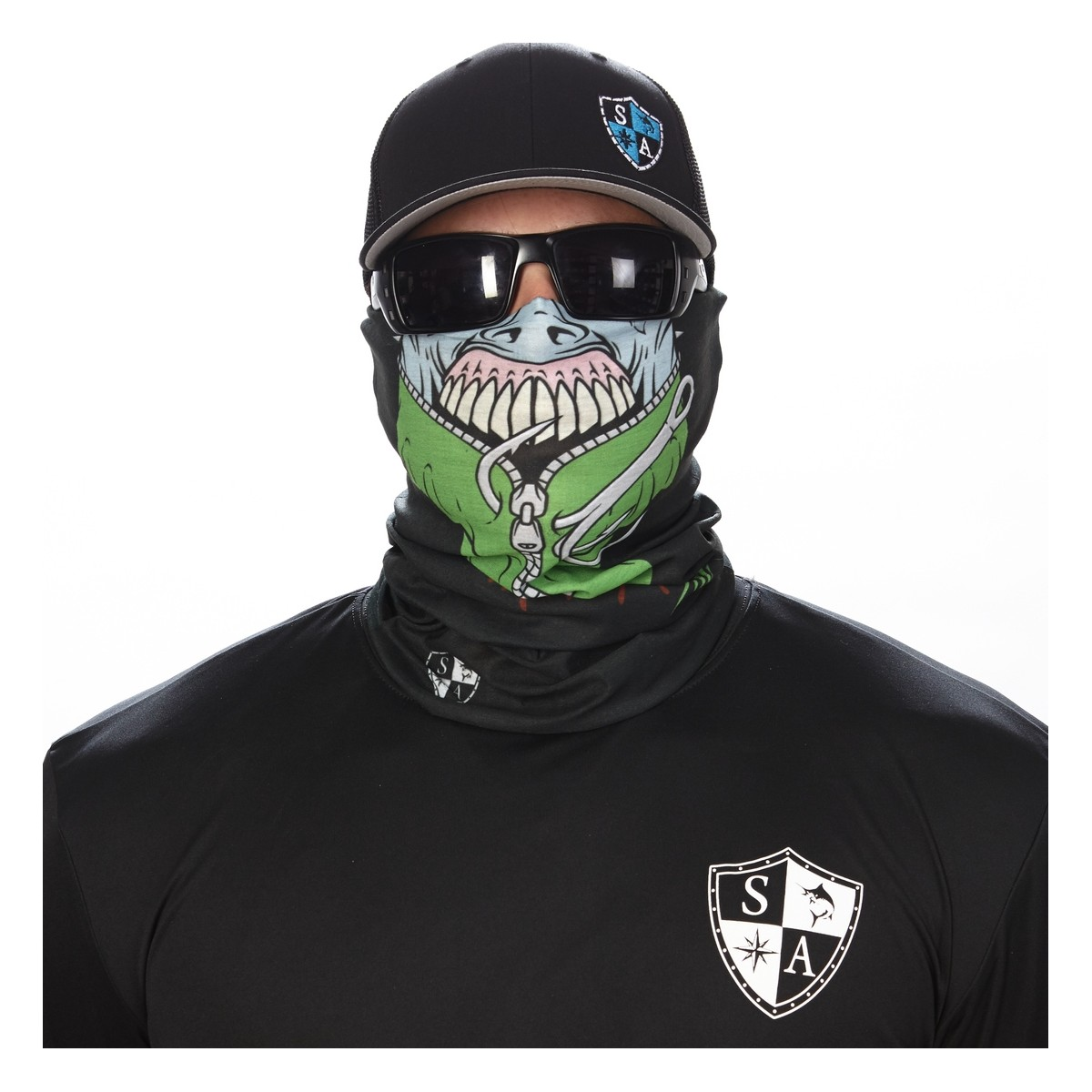 Zip Face Shield