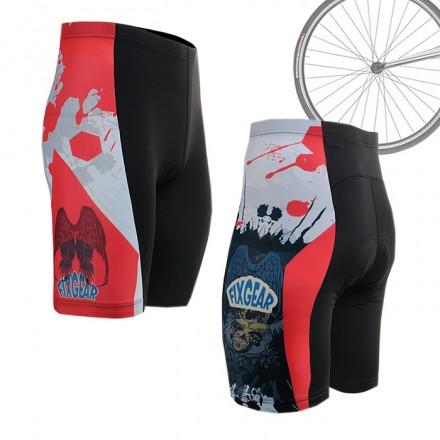 """The Comic"" - FIXGEAR Short Cycling Pants."