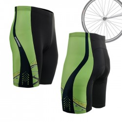 """""""The Cell"""" - Pantalón Corto de Ciclismo FIXGEAR."""