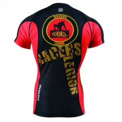 Team Racers Legion OCR Technical Short Sleeve Shirt