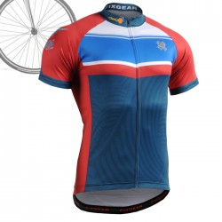 """CS7702"" - FIXGEAR Short Sleeve Cycling Jersey."