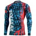 """THE WEB"" - Camiseta Técnica de Compresión Segunda Piel FIXGEAR. EDICION ESPECIAL MMA"