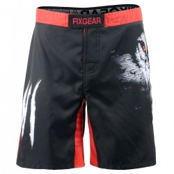 """Wolf Team"" - Bermuda/Fight Short/Boxeo/Board Short FIXGEAR."