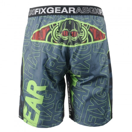 """Blue Camo"" - Bermuda/Fight Short/Boxing/Board Short FIXGEAR."