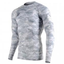 """""""CAMO G"""" - Camiseta Técnica de Compresión Segunda Piel FIXGEAR."""