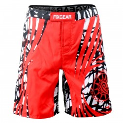 """The Web"" - Bermuda/Fight Short/Boxing/Board Short FIXGEAR."