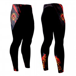 Team Racers Legion OCR Technical Long Tights