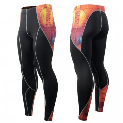 """IRON FIX"" - FIXGEAR Second Skin Technical Compression Tights ."