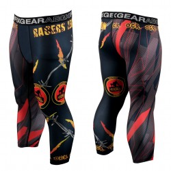 Team Racers Legion OCR Technical 3/4 Length Tights