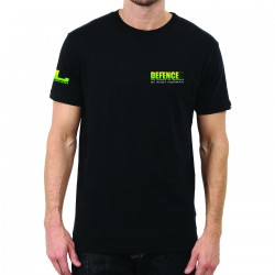 MENS COTTON PREMIUM SHORT SLEEVE T-SHIRT - DEFENCE LAB