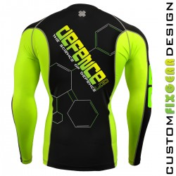 RASHGUARD Second Skin Technical Top Long Sleeve