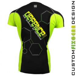 RASHGUARD Second Skin Technical Top Short Sleeve