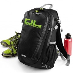 MOCHILA PRO 20L BORDADA - DEFENCE LAB