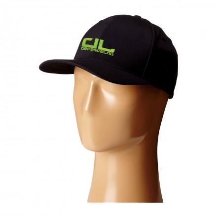 FLEXFIT EMBROIDERED CAP - DEFENCE LAB