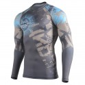 """THE OFFERING"" - FIXGEAR Second Skin Technical Compression Shirt."