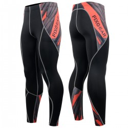 """Splinters"" - FIXGEAR Second Skin Technical Compression Tights ."