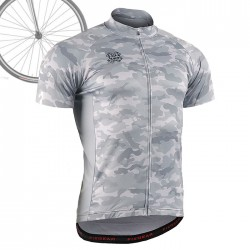 """CAMO G"" - FIXGEAR Short Sleeve Cycling Jersey."