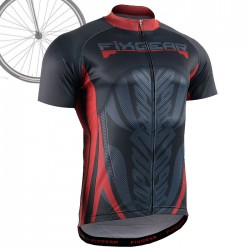 """ICARUS"" - FIXGEAR Short Sleeve Cycling Jersey."