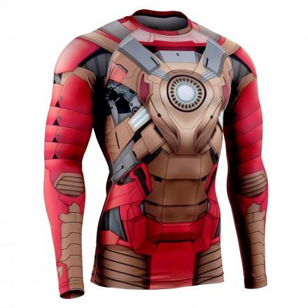 """FIXDROID"" - FIXGEAR Second Skin Technical Compression Shirt ."