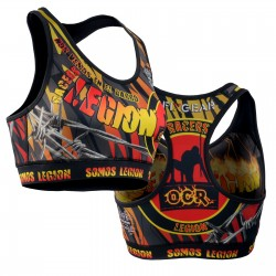Team Racers Legion OCR Sports Bra