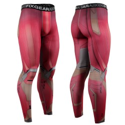 """FIXDROID"" - FIXGEAR Second Skin Technical Compression Tights ."