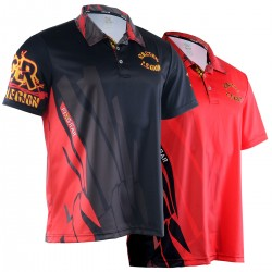 Casual & Technical Polo UNISEX - 3 Button - RACERS LEGION ESPAÑA