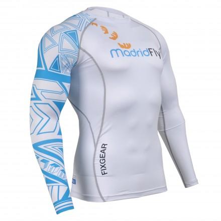 MadridFly Rashguard/Camiseta Técnica Manga Larga