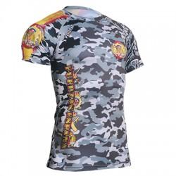 TEAM FUERZAS ESPAÑA UNISEX Technical Short Sleeve Shirt