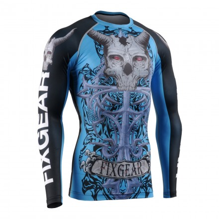 """""""HORNEY"""" - FIXGEAR Second Skin Technical Compression Shirt ."""