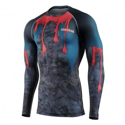 """""""COMEME"""" - Camiseta Técnica de Compresión Segunda Piel FIXGEAR."""