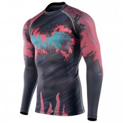 """GRAPPLING? WTF! P"" - FIXGEAR Second Skin Technical Compression Shirt."