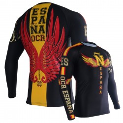OCR ESPAÑA UNISEX Technical Long Sleeve Shirt