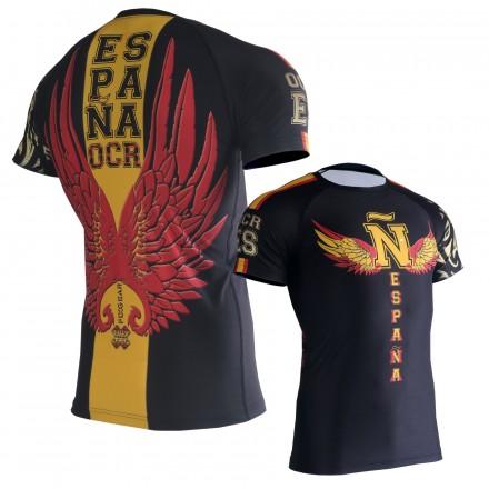 OCR ESPAÑA UNISEX Technical Short Sleeve Shirt