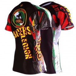 RL ANDALUCIA - Team Racers Legion OCR Technical Short Sleeve Shirt