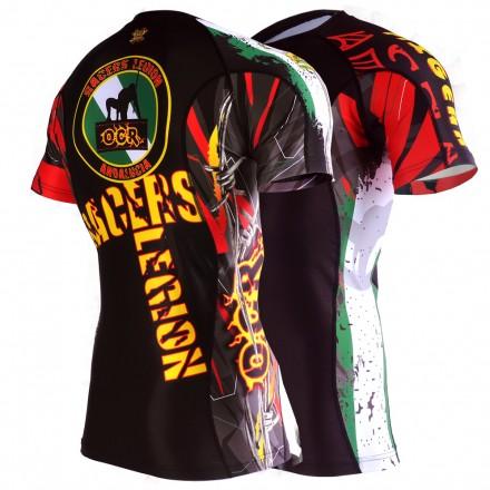 RL ANDALUCIA - Team Racers Legion OCR Camiseta Técnica Manga Corta
