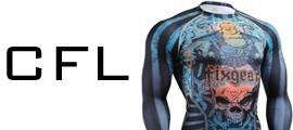 Serie CFL (gráficos en camiseta completa)