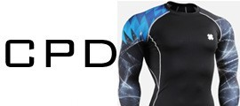 CPD Series (graphics on both full sleeves)