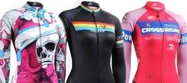 Maillots Ciclismo Manga Larga (MUJER)