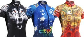 Short Sleeve Cycling Jerseys (WOMEN)