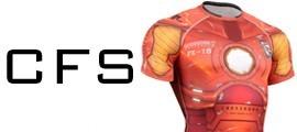 Serie CFS (Gráficos en Camiseta Completa)