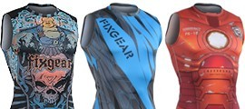 Sleeveless Tri Tops/Singlets (UNISEX)