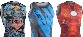 Sleeveless Rashguards (UNISEX)