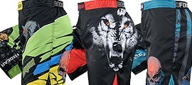 Fight Shorts/Bermudas (UNISEX)
