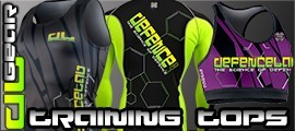 RASHGUARDS/TRAINING TOPS