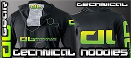 TECHNICAL HOODIES