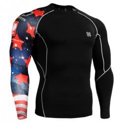 """CPB10"" - Camiseta Técnica de Compresión Segunda Piel FIXGEAR."