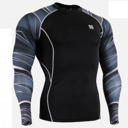 """CPDB63""  - FIXGEAR Second Skin Technical Compression Shirt ."