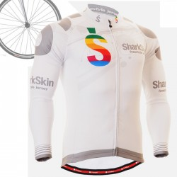 """CSG701"" - FIXGEAR Long Sleeve Cycling Jersey."