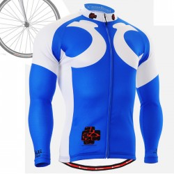 """CS2601"" - FIXGEAR Long Sleeve Cycling Jersey."