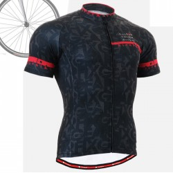 """CSG602"" - FIXGEAR Short Sleeve Cycling Jersey."